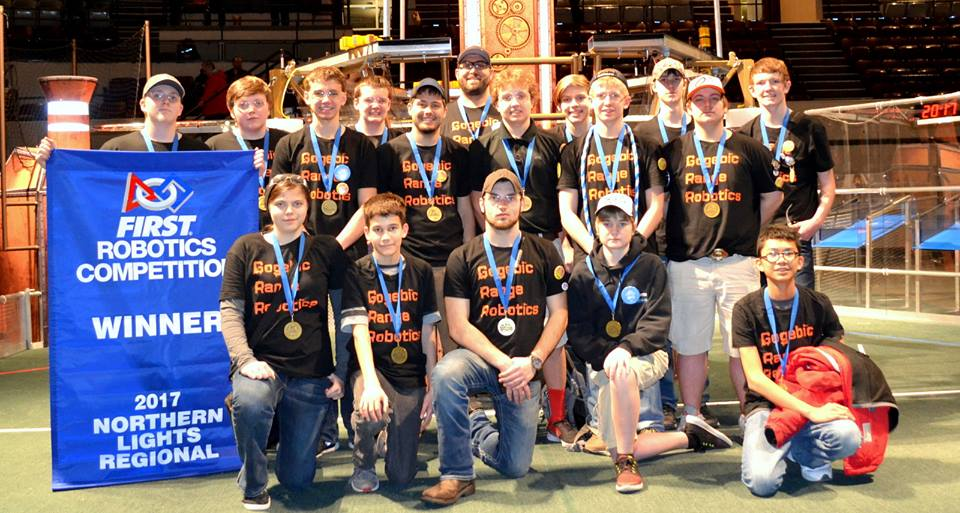 4-H-led rookie robotics team headed for world competition ...