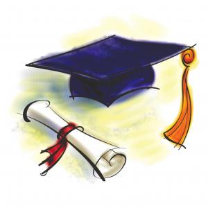 Cap and Diploma 2