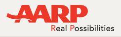 AARP  red