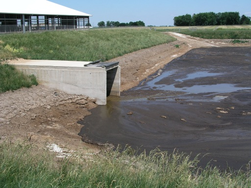 Non-enclosed manure storage should be assessed to determine employee exposure to safety and health hazards.
