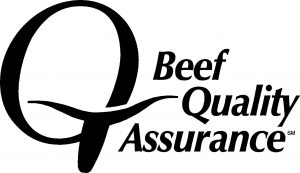Beef quality assurance logo