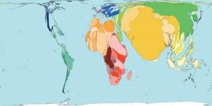 Sample map (human poverty)