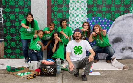 Join the 4-H fun in 15 minutes or less