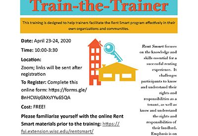 Rent Smart Train-the-Trainer