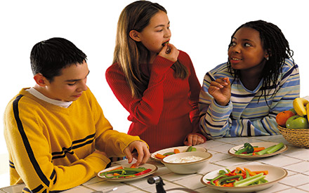 Stay at Home Tips: Healthy Eating Tips for Teens
