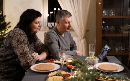 Stay at Home Tips: Grief, Loss and New Traditions During the Holidays