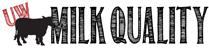 UW milk quality logo