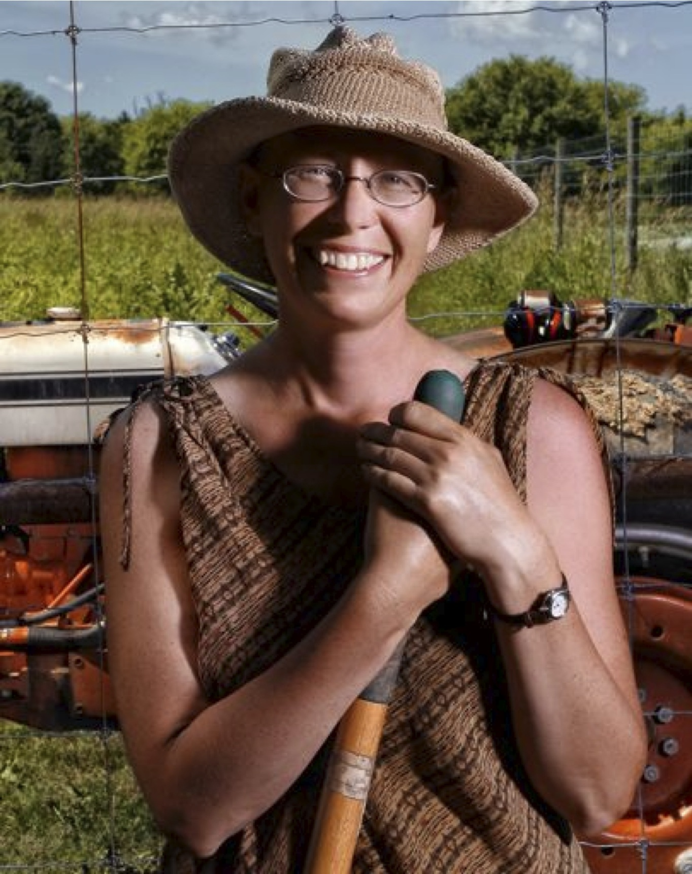 Claire Strader- Small Scale and Organic Produce Educator