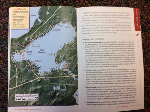 Yahara Water Trail Guide sample lake