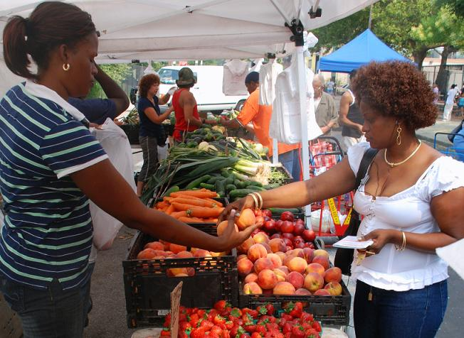 Farmers Markets as a Strategy to Improve Access to Healthy ...