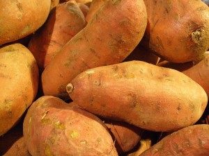Sweet Potatoes 1