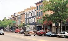Downtown Skenektedy, NY