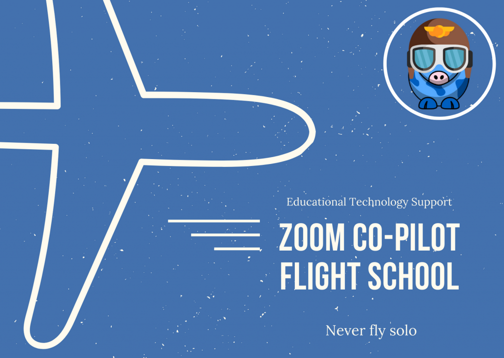 Zoom Co-Pilot Flight School