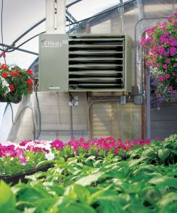 High Efficiency unit heater