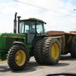 picture of manure spreader