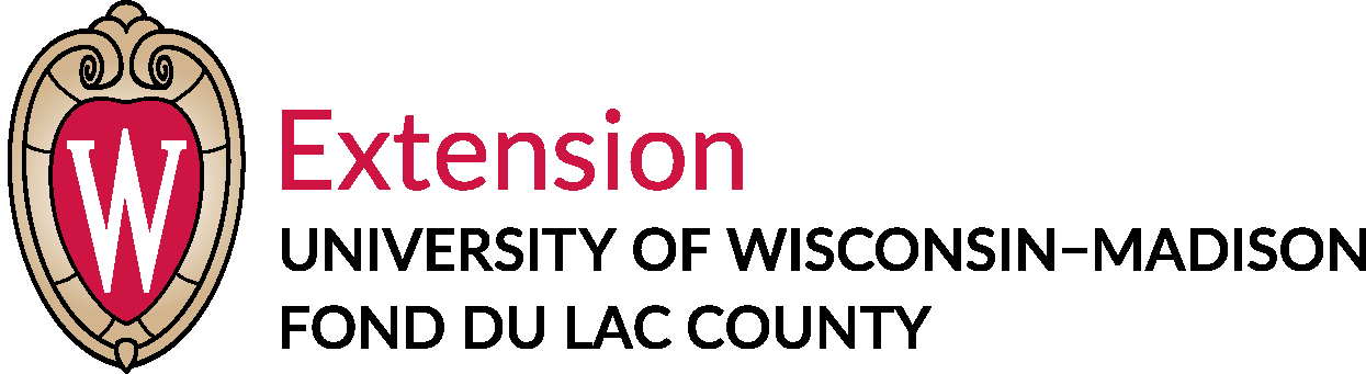 Extension Fond du Lac County logo