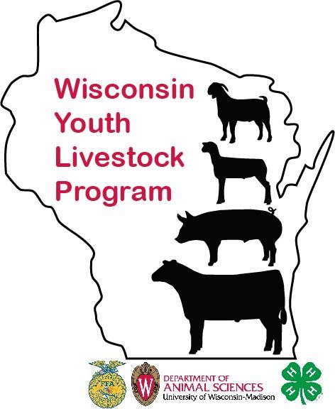 WI Youth Livestock Program Logo
