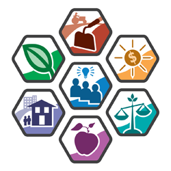 Community Food Systems Toolkit logo