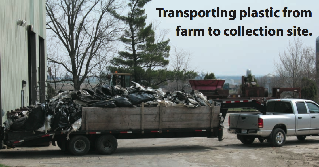 Recycling Silo Bags And Other Agricultural Plastic Films