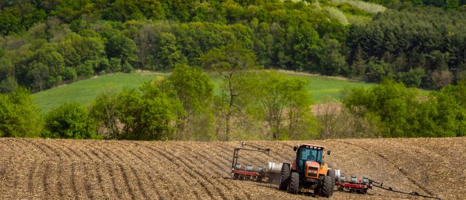 In-Season Support for Crop Management Decisions