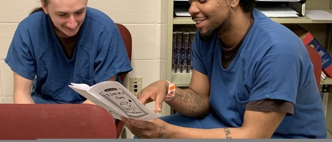 Increasing Literacy in Justice-Involved Families