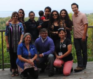 Latino Employees Resource Group members