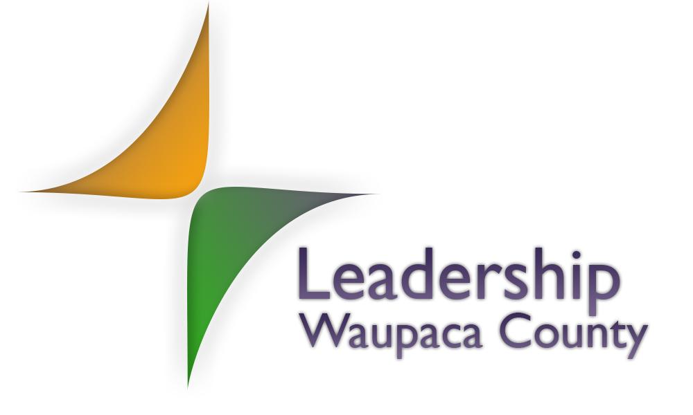 New Leadership Waupaca County Logo