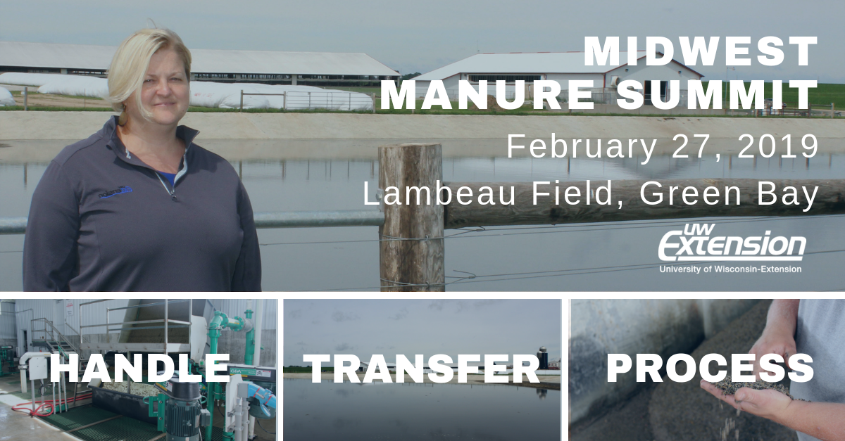manure summit save the date banner