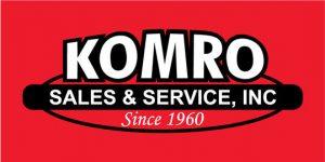sponsor Komro Sales logo
