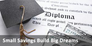 Small Savings Build Big dreams link