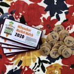 Milwaukee Farmers Market tickets and tokens for shoppers