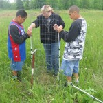 NGLVC-UWEX Forestry Program for LCO Trival Students