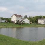 Stormwater pond