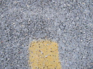 permeable surface
