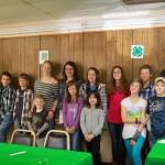 Youth Award Recipients Photo