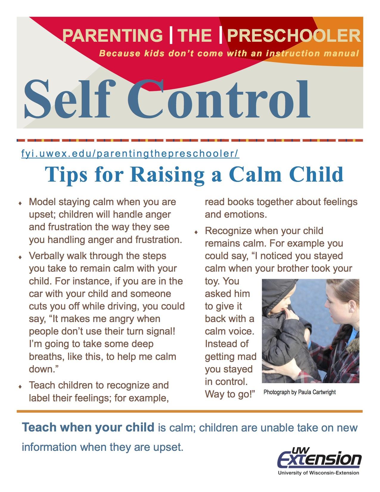 PtP-Self-Control