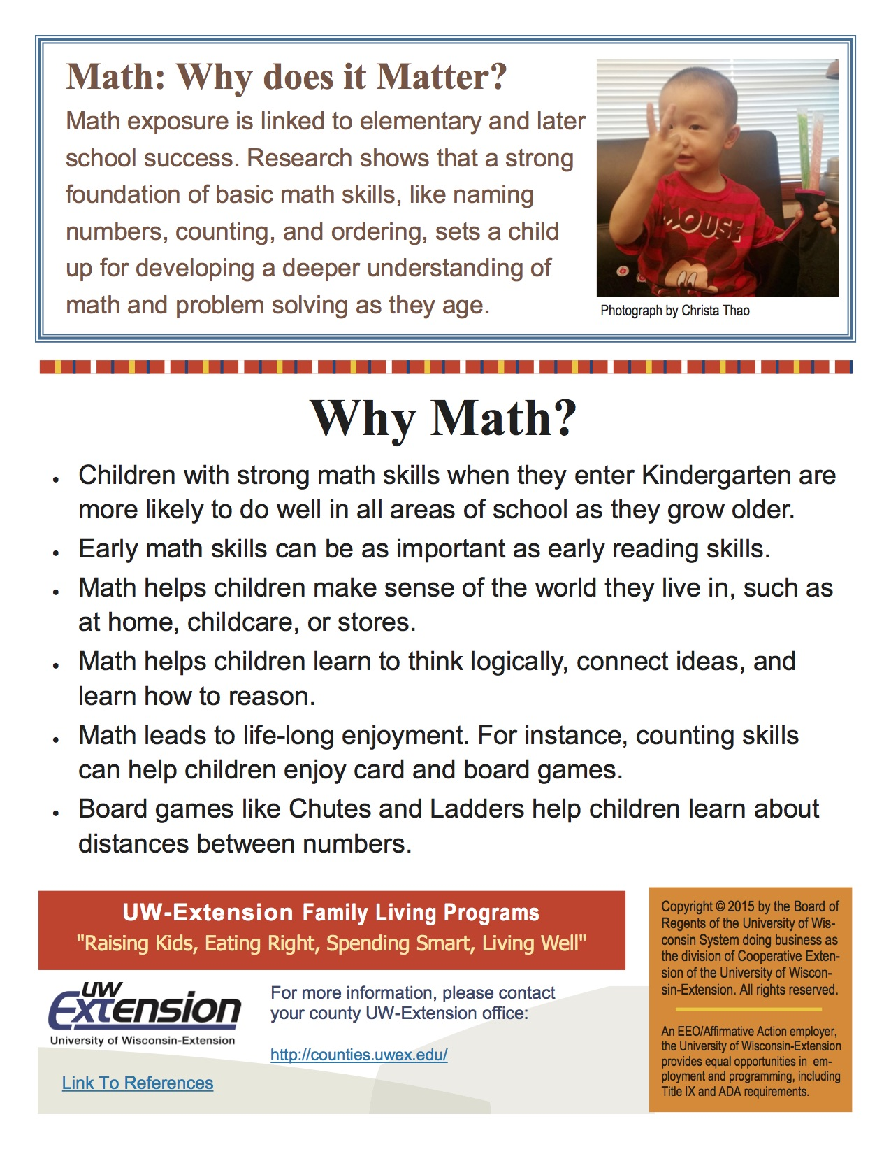 Math Readiness – Parenting The Preschooler