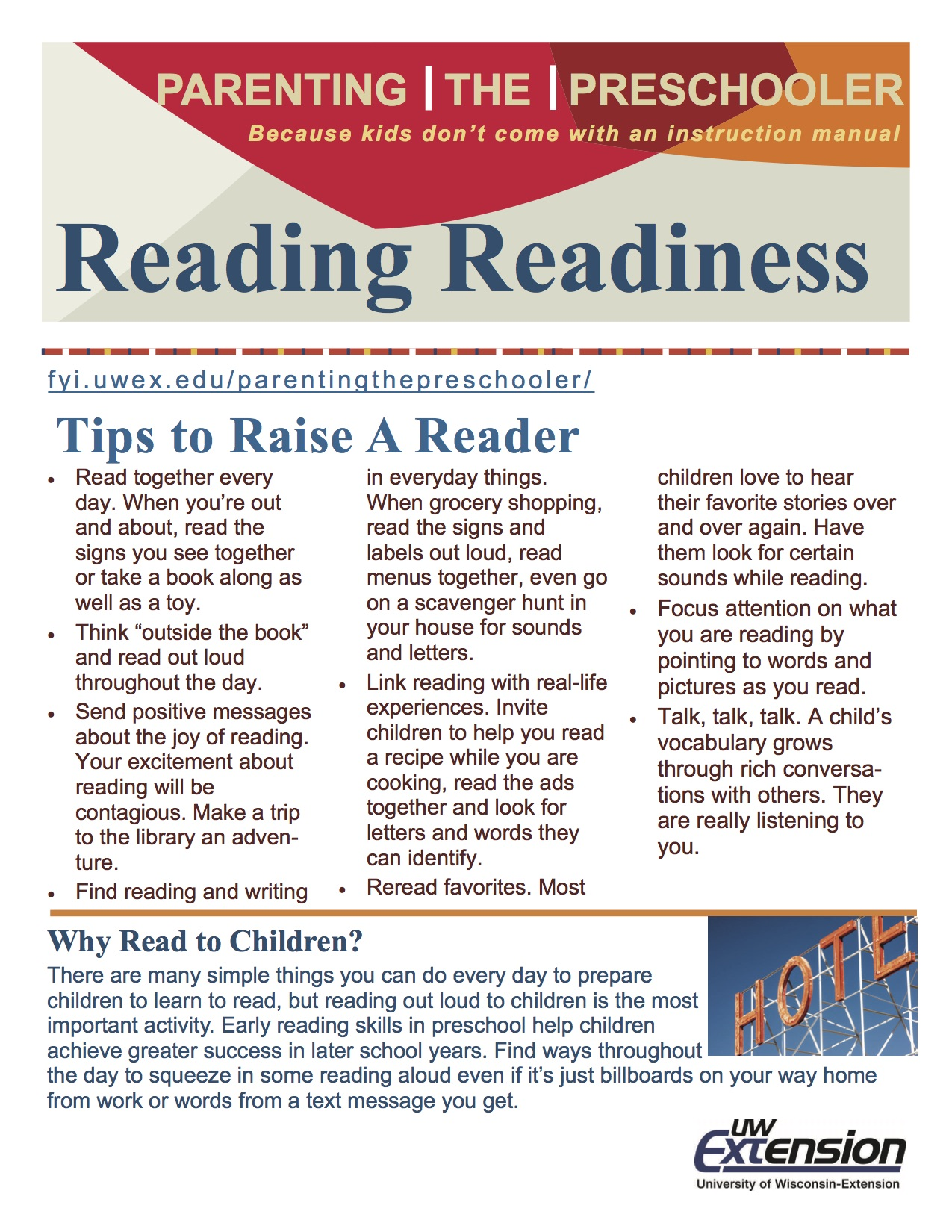 PtP Reading Readiness1