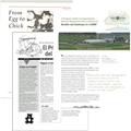 Sample publications