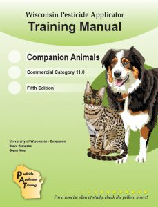Cover of the Companion Animals, Category 11.0, manual.