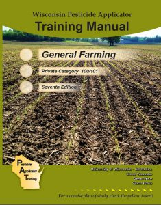 Cover of the General Farming, Category 100/101, manual.