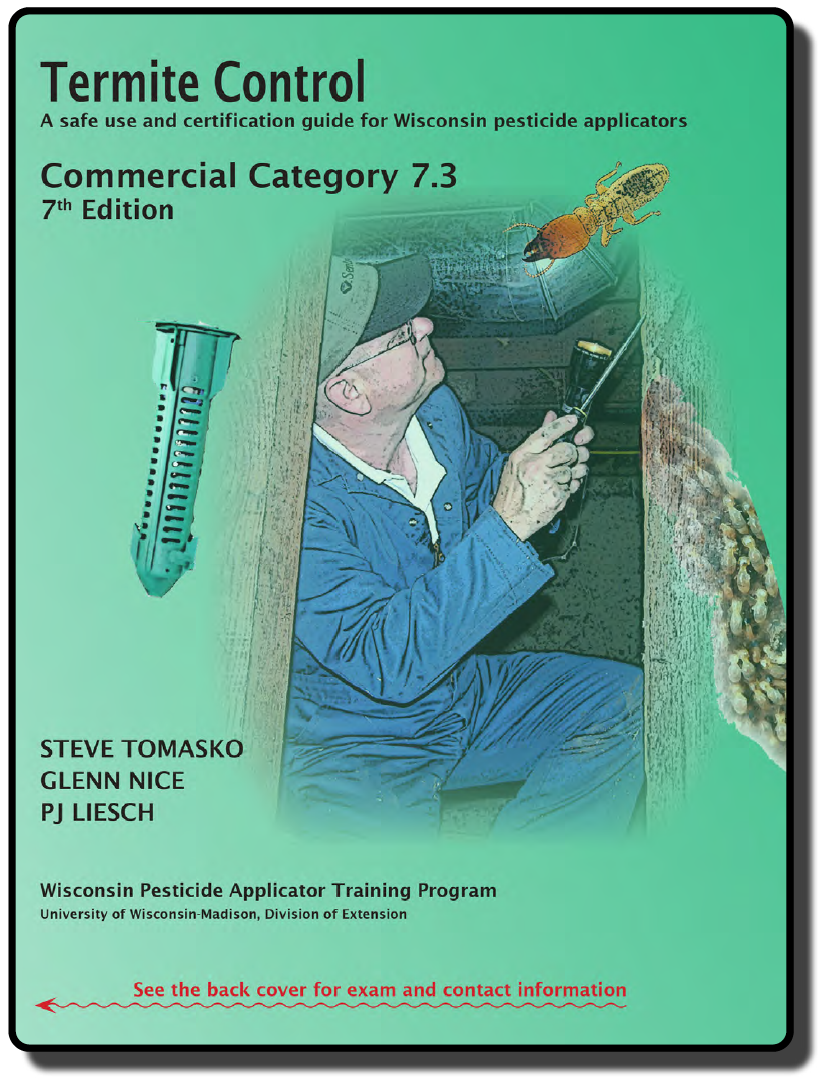 Certification categories university of wisconsin pesticide termite control purchase 1betcityfo Image collections