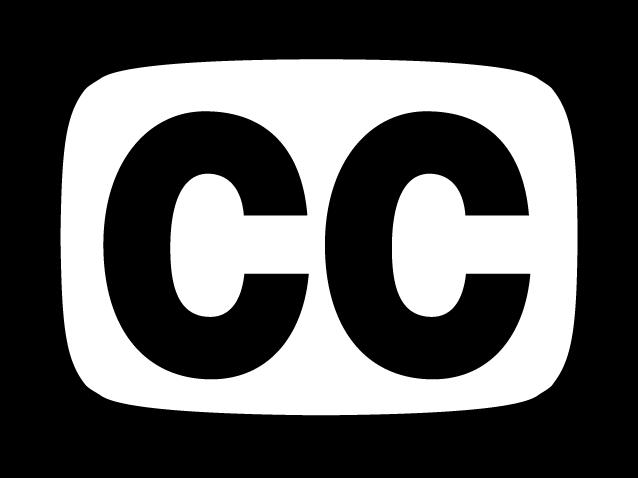 Closed Caption Symbol
