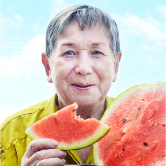 Photo_Woman_Watermelon