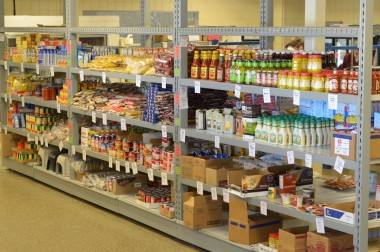 Safe And Healthy Food Pantry Project