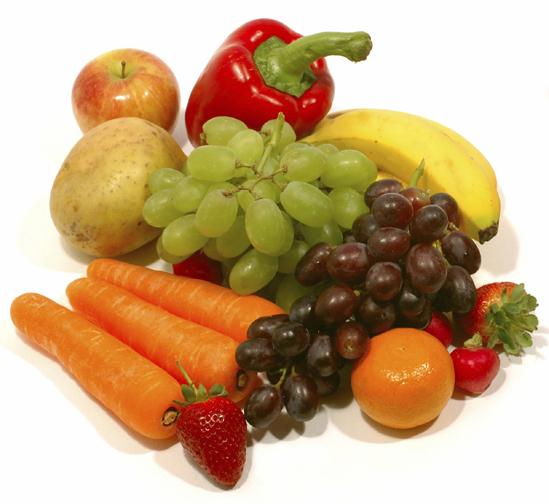 写真:果物、野菜