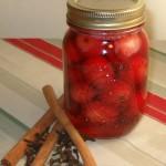 pickled+crabapples