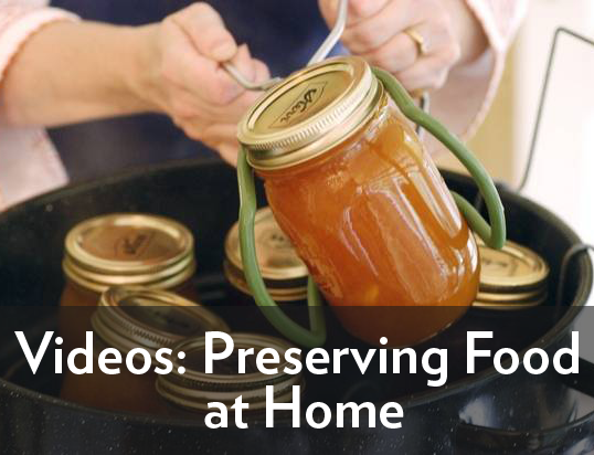 How To: Canning Videos