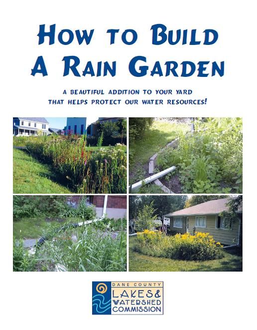 How to s and fact sheets southeast wisconsin rain garden for Homeowner selection sheet