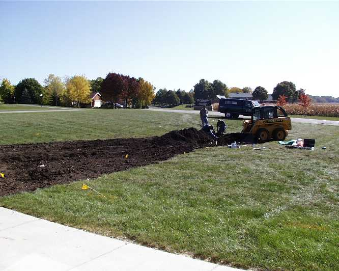 UWEX Jef Cty digging #99D6A